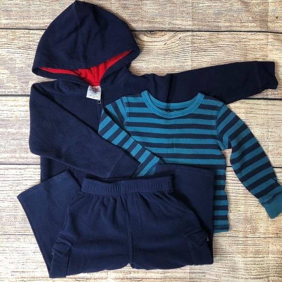 d24a6326a Garanimals Shirts & Tops | Lot 3 Sweats Pants Hoodie Shirt 2t 24 M ...